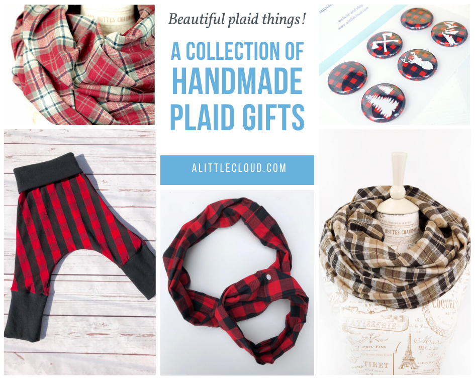 buffalo plaid gift guide