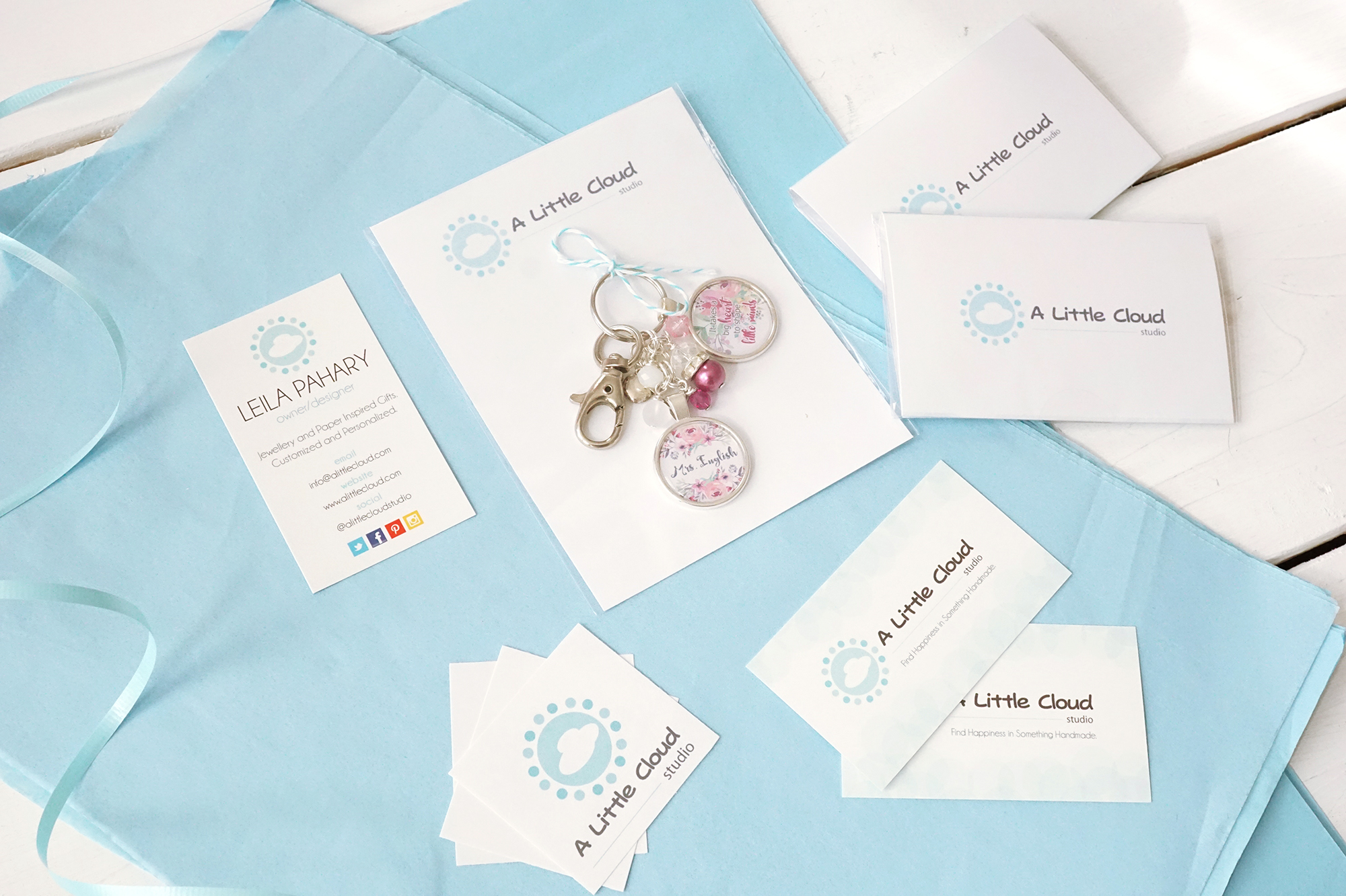 Packaging photo for A Little Cloud Studio